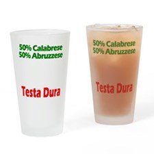 Calabrese - Abruzzese Drinking Glass