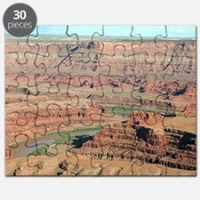 Dead Horse Point State Park, Utah, USA 4 Puzzle