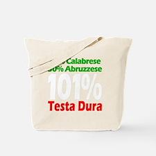 Calabrese - Abruzzese Tote Bag