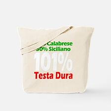 Calabrese - Siciliano Tote Bag