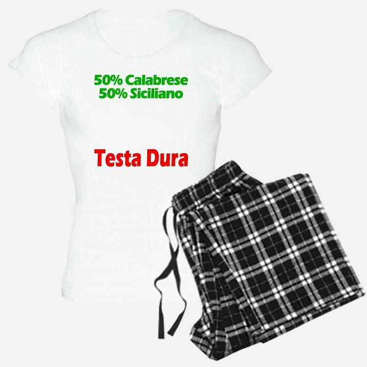 Calabrese - Siciliano Pajamas