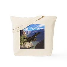 box_tile_coaster_hell Tote Bag