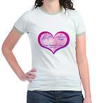 Have a Heart Women's Ringer T-Shirt