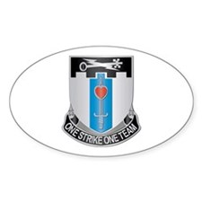 DUI - 2nd Brigade - Special Troops Bn Decal