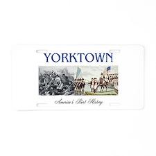 yorktown1 Aluminum License Plate