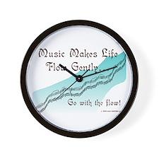 Music / Musician Wall Clock