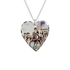 1 ABH Necklace Heart Charm
