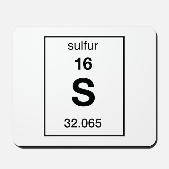 Sulfur Mousepad
