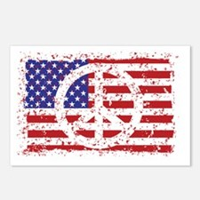 American Peace Postcards (Package of 8)