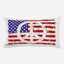 American Peace Pillow Case