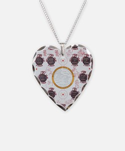 stanley cup poster-first edit Necklace Heart Charm