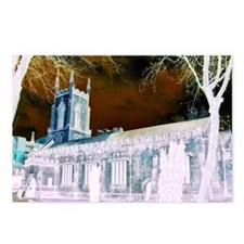 Abstraction Leeds Postcards (Package of 8)