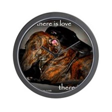 Love-Life Wall Clock