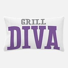Grill DIVA Pillow Case
