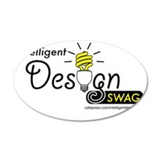 Intelligent Design SWAG  Wall Decal