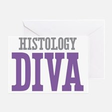 Histology DIVA Greeting Card