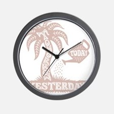 past-future-2-DKT Wall Clock
