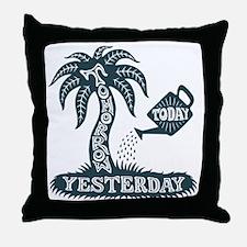 past-future-2-LTT Throw Pillow