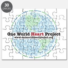 One World Heart Project for Kids Puzzle