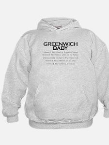Greenwich Baby Hoodie