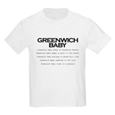 Greenwich Baby T-Shirt