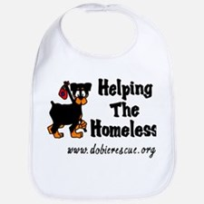 helping the homeless Bib