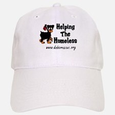 helping the homeless Baseball Baseball Cap