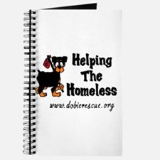helping the homeless Journal