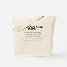 Unique Cute indiana Tote Bag