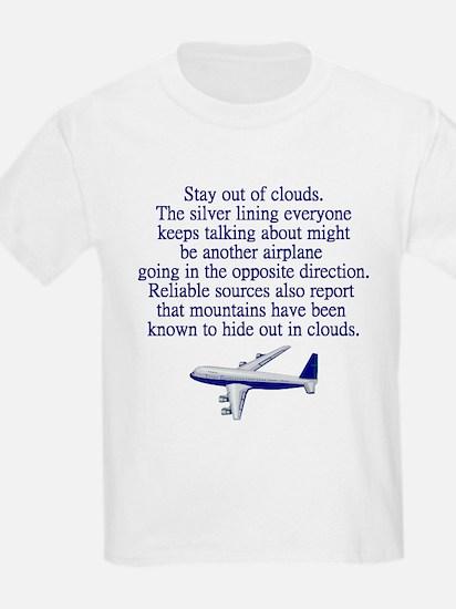 Pilot Quote T-Shirt