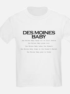 Cute Des moines T-Shirt
