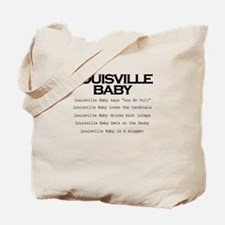 Cute Louisville kentucky Tote Bag