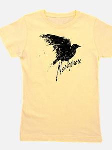 Nevermore Raven Girl's Tee
