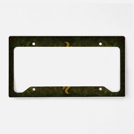 Ancient Sun License Plate Holder