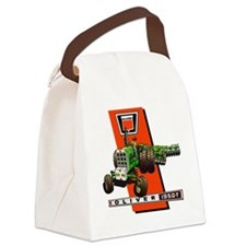 Oliver 1950-T  Tractor Canvas Lunch Bag