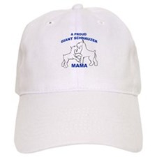 Cute Giant schnauzer Baseball Cap