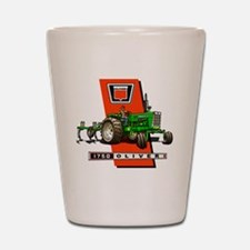 Oliver 1750 Tractor Shot Glass