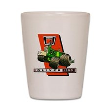 Oliver 1950 Tractor Shot Glass