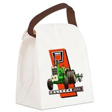 Oliver 2050 Tractor Canvas Lunch Bag