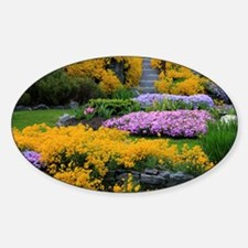 Gardens Color Explosion Decal