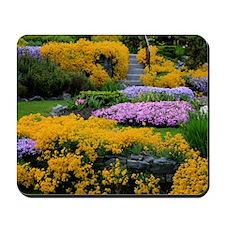 Gardens Color Explosion Mousepad