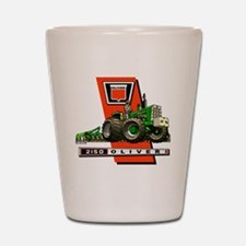 Oliver 2150 tractor Shot Glass