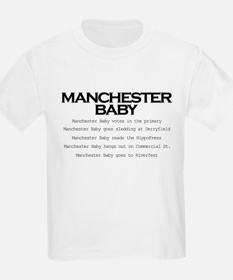 manchesterbaby T-Shirt