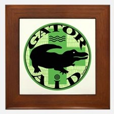 Gator Aid Framed Tile