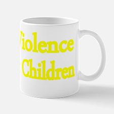 END VIOLENCE AGAINST CHILDREN Mug