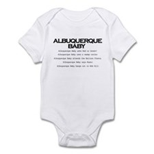 albuquerquebaby Body Suit