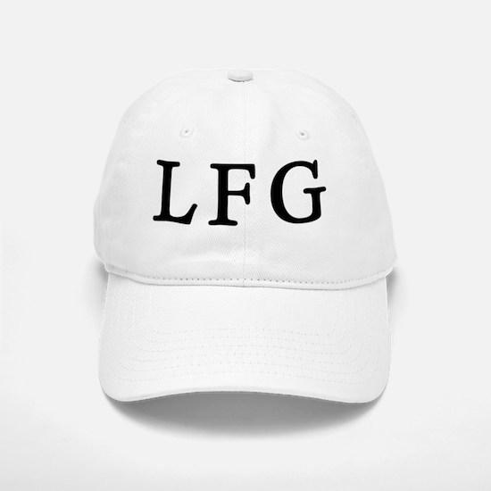 LFG Baseball Baseball Cap