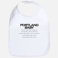 Portland Baby Bib
