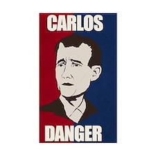 Carlos Danger Mini Poster Decal