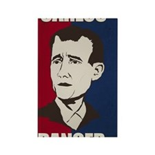 Carlos Danger Mini Poster Rectangle Magnet